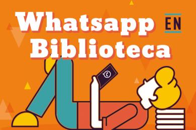 WhatsApp de Biblioteca