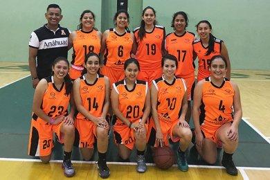 Inicia actividad de Basquetbol Femenil en Torneo Invitacional