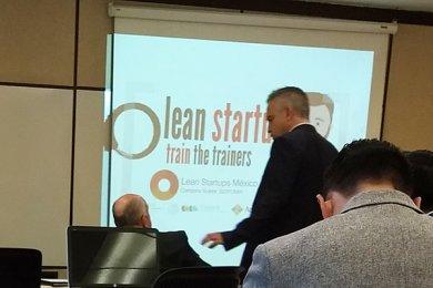 Capacitación como Mentor en Lean Startup