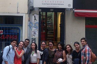 Alumnos de Comunicación viajan a Argentina