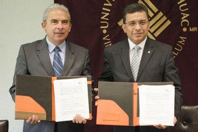 Firma de convenio de colaboración con CANACO SERVYTUR Xalapa