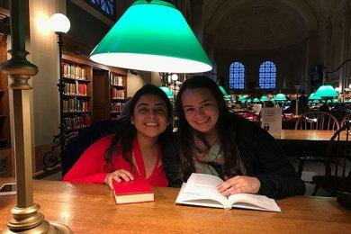 Alumnos de Derecho visitan la Universidad de Harvard y el MIT