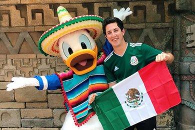 Alumno de Negocios Internacionales participa en ICP Disney 2018