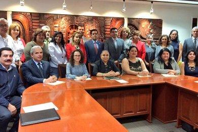 Universidad Anáhuac Xalapa ocupa la vicepresidencia dentro de la Red Veracruzana de Instituciones de Educación Superior Promotoras de la Salud