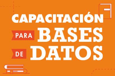 Capacitación para Bases de Datos