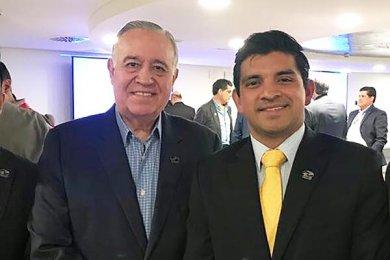 Presidente del Consejo Consultivo de Negocios Internacionales en el Congreso Nacional de Comercio Exterior