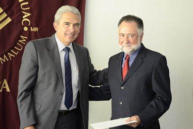 Consejo Consultivo de la Escuela de Negocios y convenio con la AIEVAC