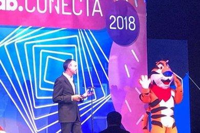 Alumnos de Mercadotecnia en iab.CONECTA 2018