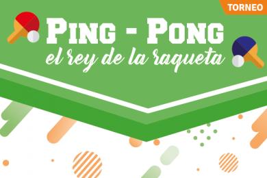 Ping-Pong el Rey de la Raqueta