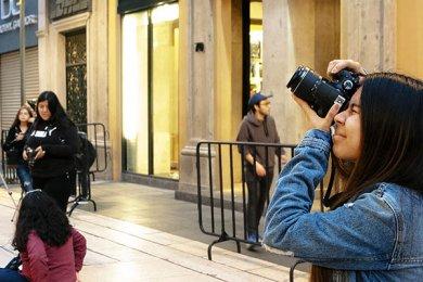 Alumnos de Comunicación realizan viaje para Prácticas de Fotografía