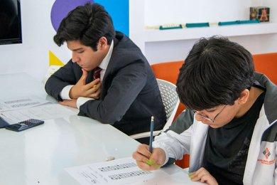 Eliminatorias para el Concurso de Matemáticas 2018-2019