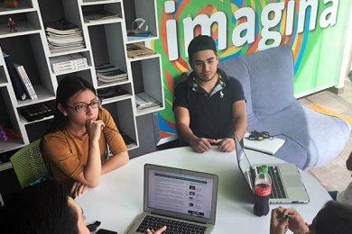 Líder Jar8 Kybernus: Presentación Final de Proyectos Emprendedores