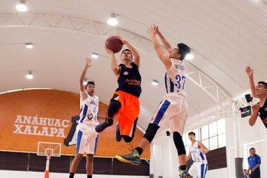 Basquetbol Varonil vence a ITESM Hidalgo