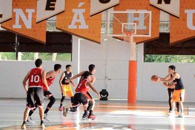 Basquetbol Varonil vence a UPAEP Tehuacán