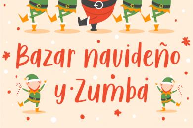 Bazar Navideño y Zumba