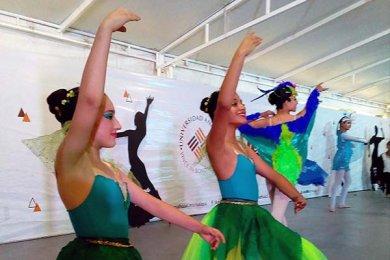 Segundo Encuentro de Danza Estudiantil