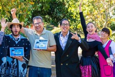 Alumnos obtienen premios en el 5º Festival Interuniversitario de Teatro Anáhuac en la CDMX