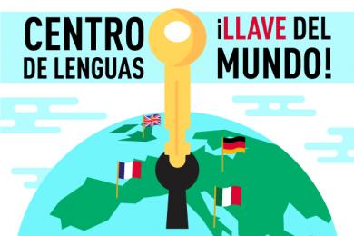 Centro de Lenguas ¡Llave del Mundo!