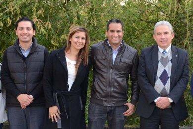 El productor y cineasta Adolfo Franco visita la UAX