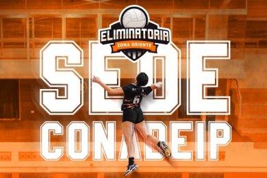 Eliminatoria Zona Oriente de Voleibol CONADEIP 2019