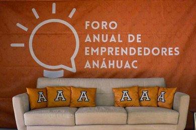 Foro Anual de Emprendedores Anáhuac