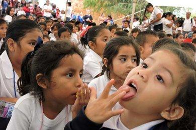 Soñar Despierto organiza posada para más de 450 niños de escuelas de educación básica de Xalapa