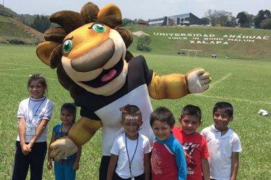 Macro evento de Soñar Despierto para festejar el Día del Niño