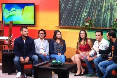 Visita a RTV