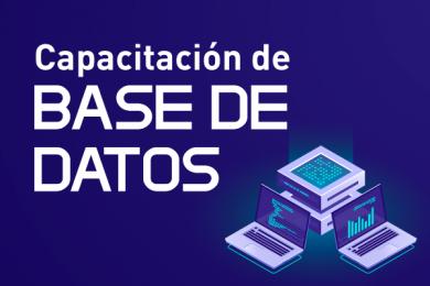 Capacitación para Bases de Datos Especializadas