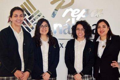 Alumnos de Sexto Semestre ganadores en el Concurso Juvenil de Reportaje Científico convocado por COVEICyDET
