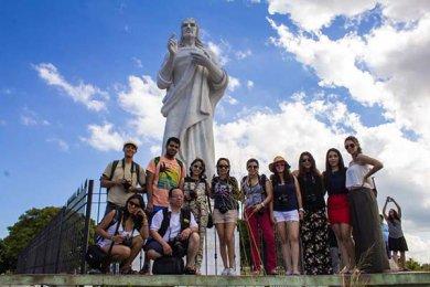 Viaje de estudios a la Habana Cuba