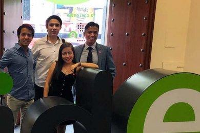 Alumnos de Finanzas viajan a CDMX