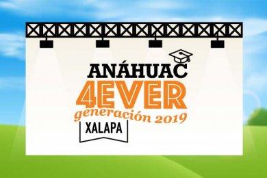 Anáhuac 4EVER Generación 2019