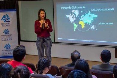 Presidenta Nacional de COPARMEX Jóvenes