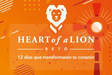 Reto Heart of a Lion: Cuarta Actividad
