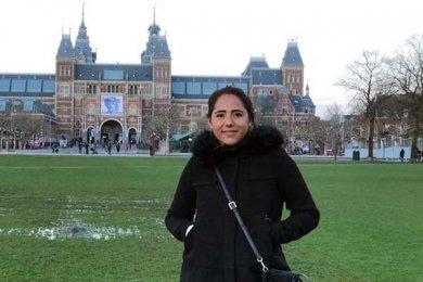 Alumna de Derecho realiza Voluntariado en Holanda