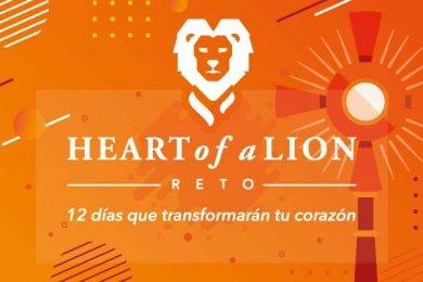 Reto Heart of a Lion: Sexta Actividad