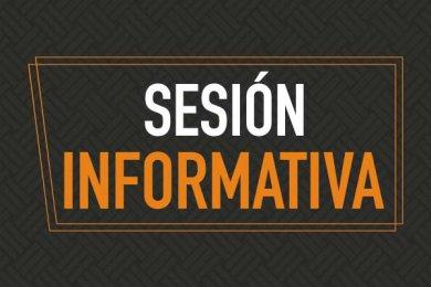Sesión Informativa de Posgrados