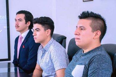 Alumnos ganan Concurso Internacional de Video del GCU
