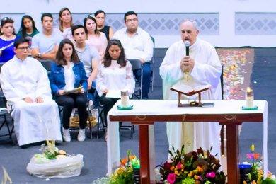 El Cuerpo de Cristo es el Centro del Reto Heart of a Lion