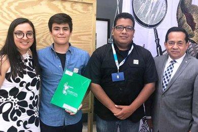 Participación en el Programa del INECOL de Fomento al Interés por la Carrera Científica y Tecnológica 2019