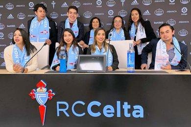 Alumnos de la Universidad Anáhuac Xalapa viajaron a España para realizar Estudios en Alta Dirección