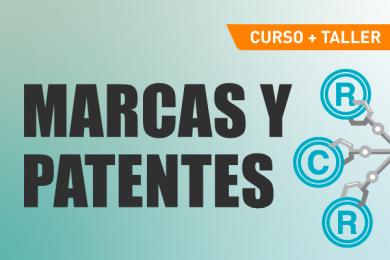 Curso Taller de Marcas y Patentes