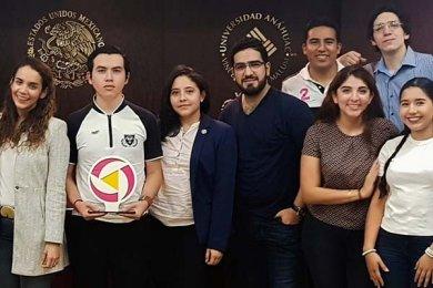 Encuentro de Líderes de Acción Positiva Vértice con Adriana Tejeda Parra