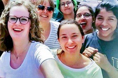 Psicología en el Programa de Campamentos de Verano 2019