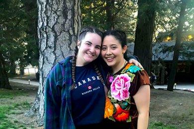 Participación de Alumna de Negocios Internacionales en los Campamentos de Verano 2019