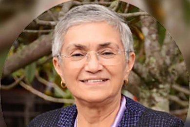 Reconocimiento a la Mgda. Juanita Dávila Ojeda