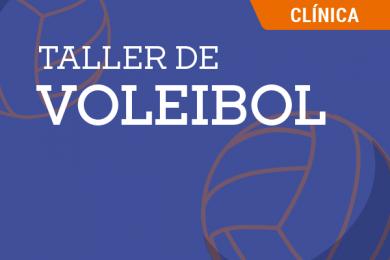 Taller de Voleibol
