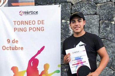 Torneo de Ping Pong Vértice 2019
