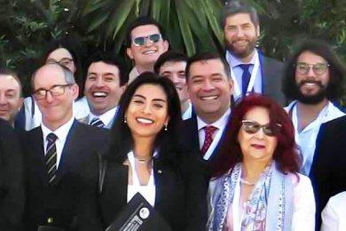 Presentes en el XX Congreso del IIHDI en España